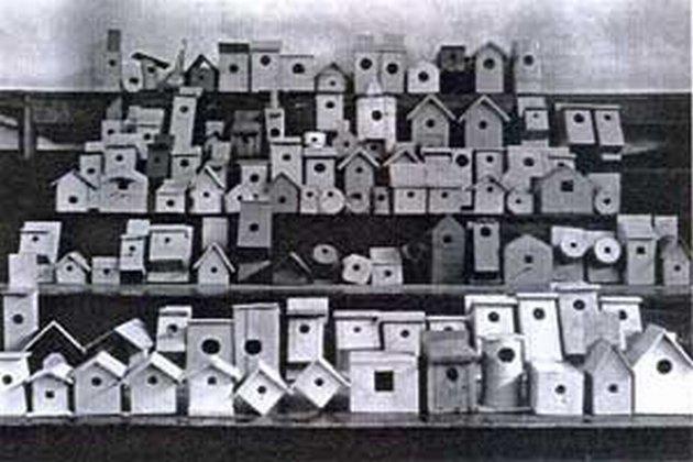 1912 Nest Boxes