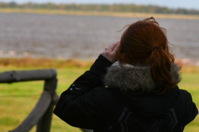 Lena birding
