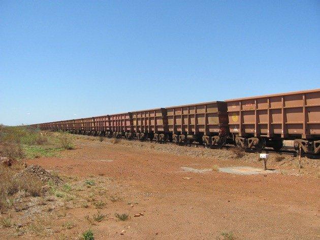 Long train-Pilbara