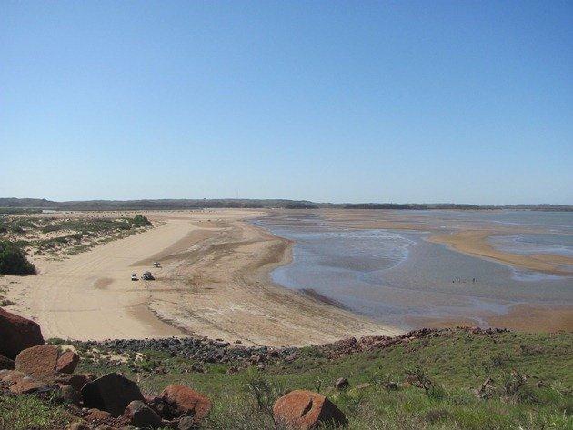 Settler's beach
