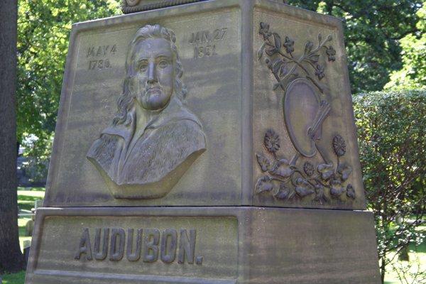 Audubon's Grave