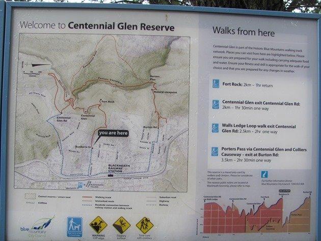 Centennial Glen Reserve