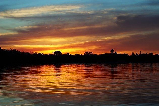 Cristalino Sunset