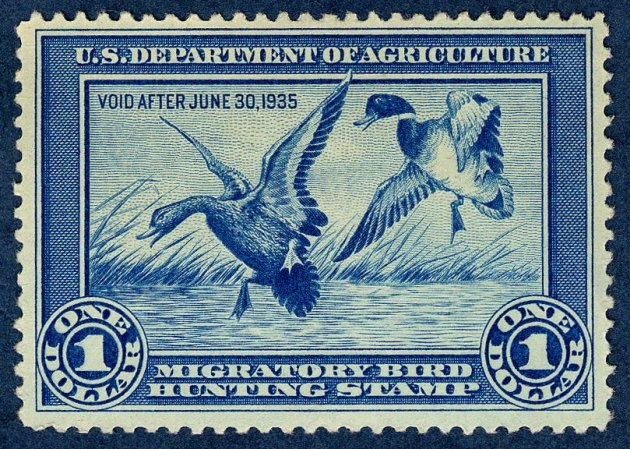 1934 Duck Stamp