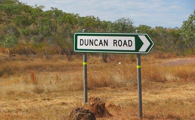 Duncan Road birding