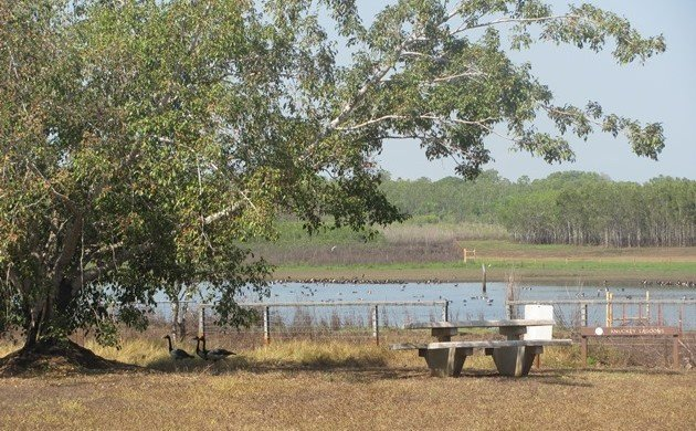Knuckey Lagoons Conservation Reserve
