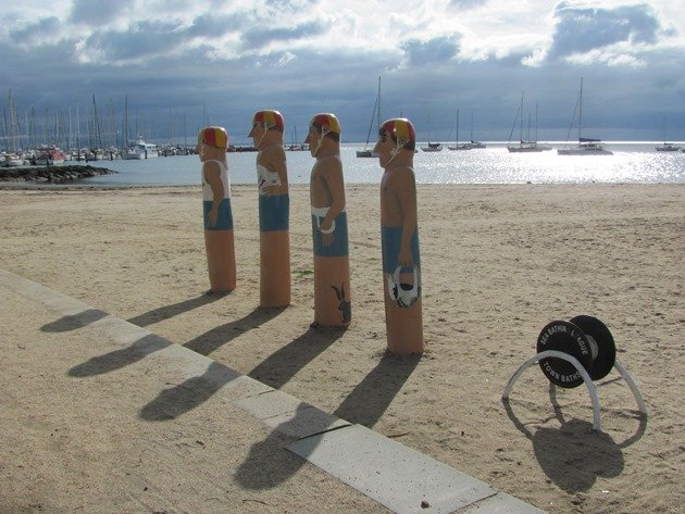 Geelong bollards (2)