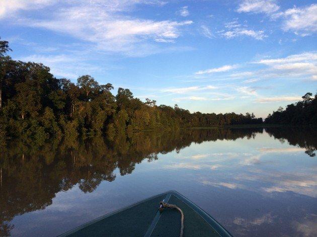 Kinabantang River