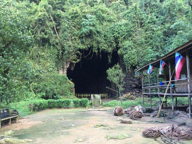 Gottamong cave
