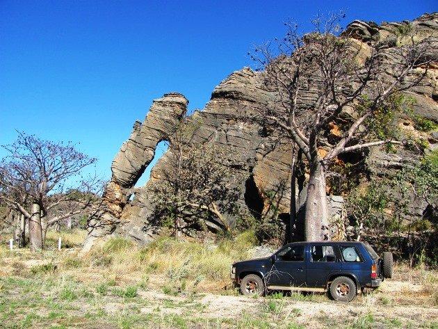 Kimberley scene