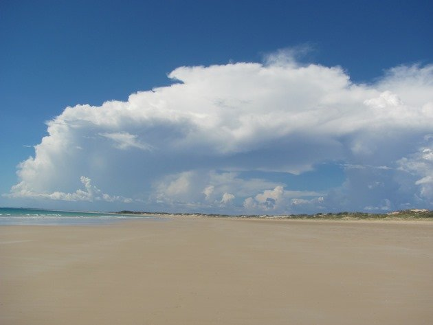 Looking north-Cable Beach