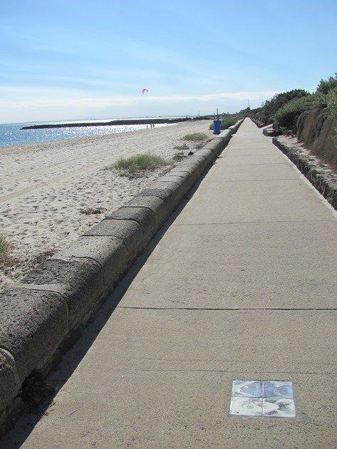 Melbourne promenade