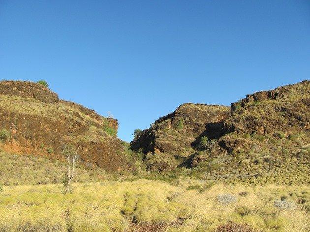 Near Sawpit Gorge