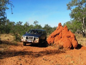 Outback trails