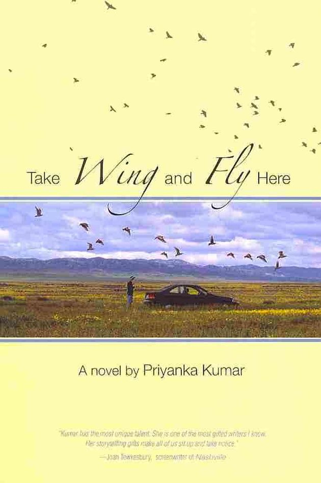 Cover of Take Wing and Fly Here