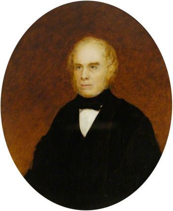 Portrait of William MacGillivray by an unknown artist
