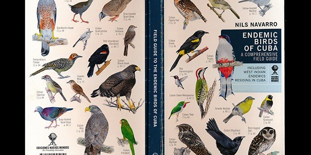 Endemic Birds of Cuba: A Book Review