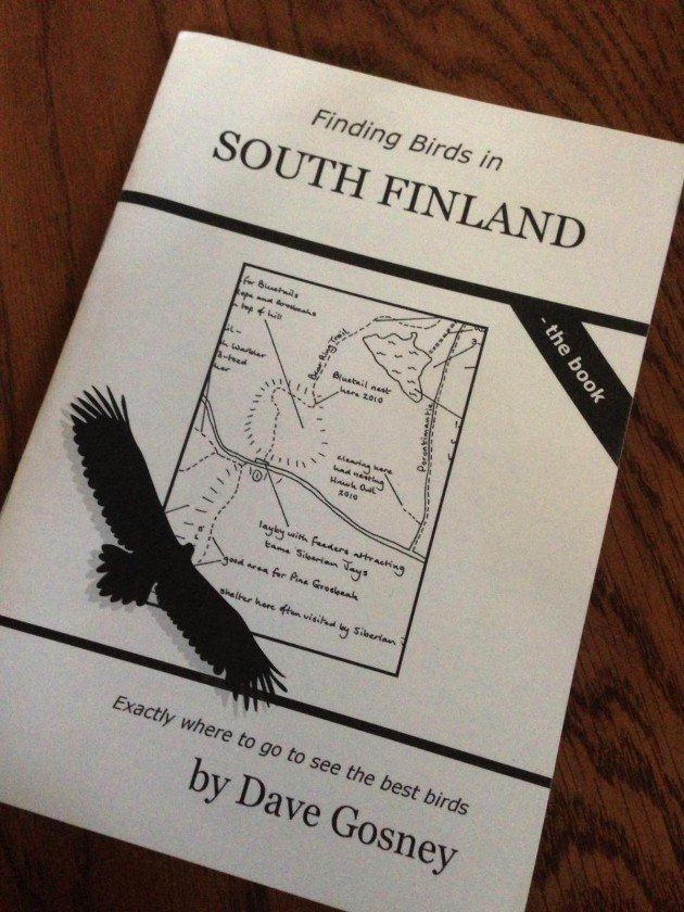 finding birds in finland