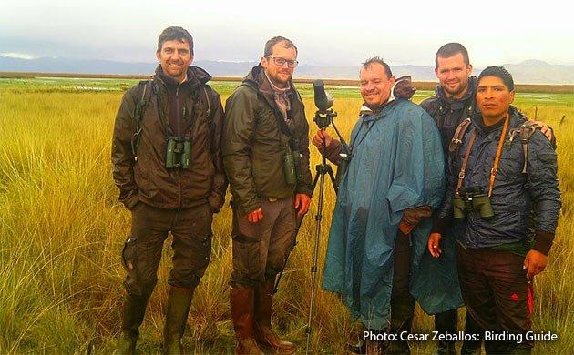 Cesar Zevallos Birding Guide