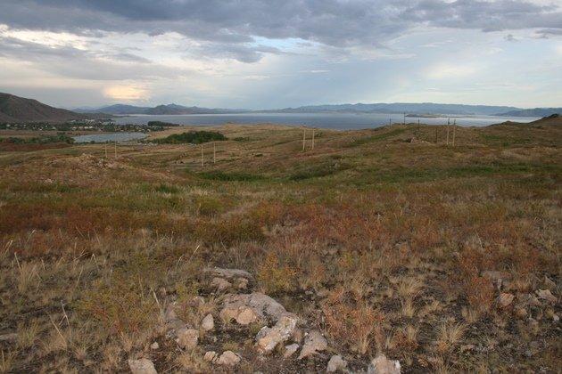 lake bukhtarma
