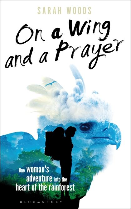 Cover of On a Wing and a Prayer